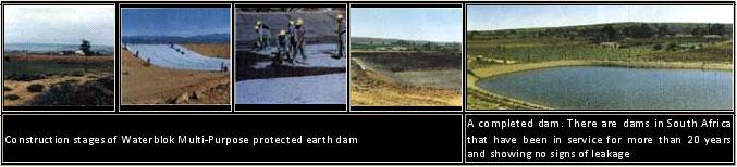 Dam Liner Installation Guidelines