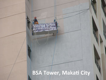 BSA Tower