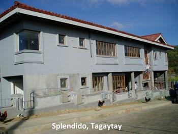 Splendido, Tagatay