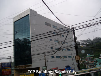 TCP Building, Baguio